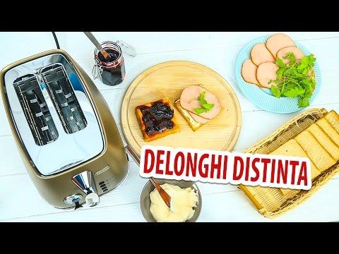 Лайфхак для завтрака с техникой линейки Delonghi Distinta