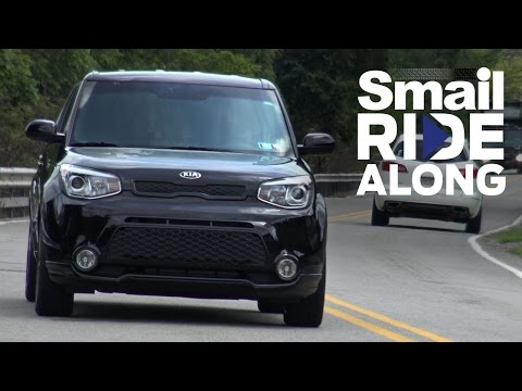 Smail Ride Along – 2016 Kia Soul Test Drive and Review