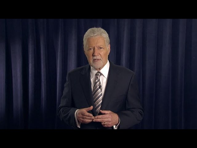 Special video: Alex Trebek gives a health update and previews special episodes - Eyewitness News ABC7NY