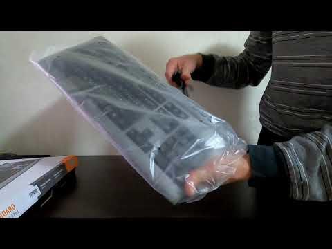 Клавиатура проводная A4Tech KL-7MUU-R Silver USB UKR (4711421757454)