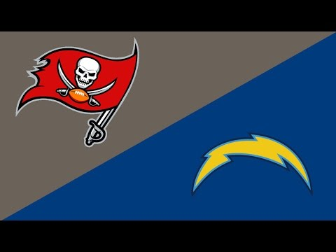 2016 NFL Week 13 Preview: Tampa Bay Buccaneers/San Diego Chargers