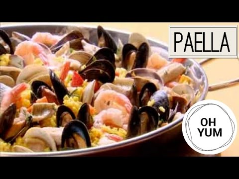 How to Make Paella by the Lake!