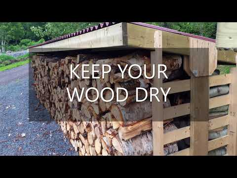 Build Your Own Wood Shed