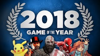 10 Best Video Games Of 2018