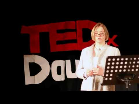 Is it possible to build sustainably on a small island? | Karen Horncastle | TEDxDouglas