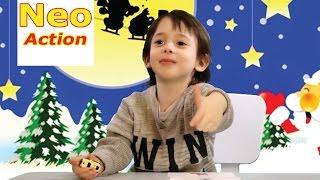 АНГЛИЙСКИЙ для детей. Учим новогодние слова на английском языке.