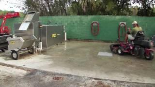 Wash Water Recycling Equipment