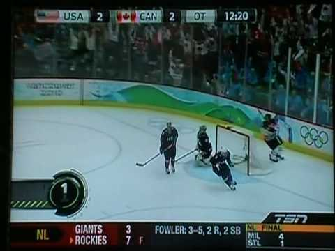 SportsCentre Top 10 Canadian Moments