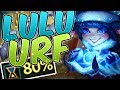 LULU FULL AP ULTRA RAPID FIRE 2017 - League of Legends AR URF 2017