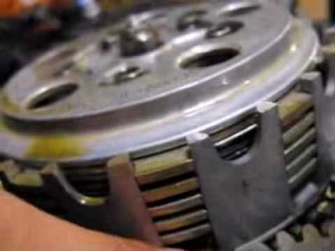 how to replace a motorcycle clutch