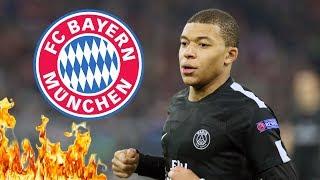Bayern München wollt MBAPPE ! (Doch er sagte Nein)