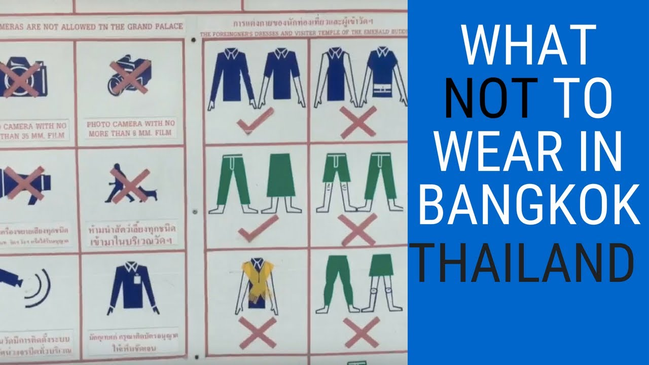 b5ec6abe29f3f What NOT To Wear in Bangkok, Thailand - Visiting The Grand Palace