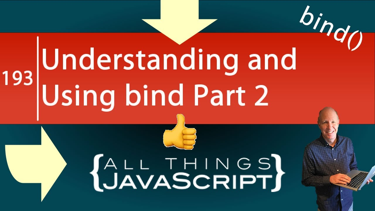 Using bind for Partial Application: bind Part 2