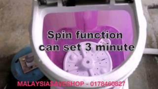 Mini Washer Machine Murah Malaysia RM188