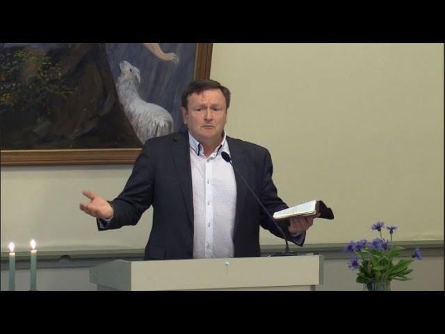 2020-06-07 Odd Eivind Stensland: Jesus - den same til alle tider