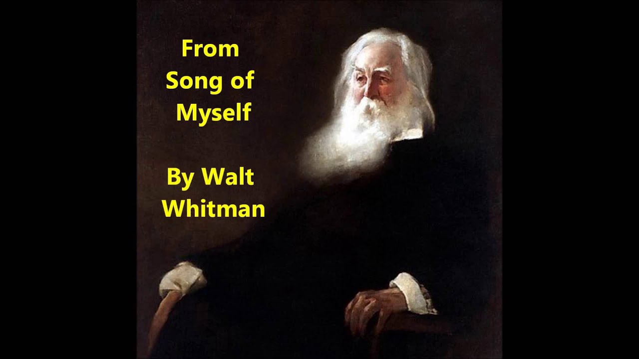 individualism stems from listening to ones inner voice in song to myself by walt whitman Written in 1881 by walt whitman, song of myself, is known to represent the core of whitman's poetic vision (greenspan) to many people, this poem is confusing and complex because of the wordplay and symbolism.