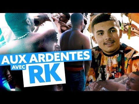 Youtube: Aux Ardentes avec: RK!