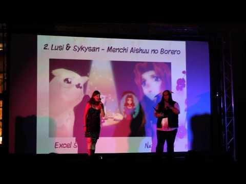 Karaoke soutěž - Libre Office Saga (Lusi + Sykysan)