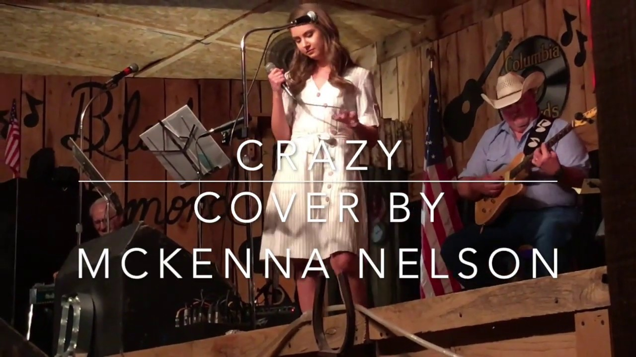 """Crazy"" Cover - Patsy Cline"