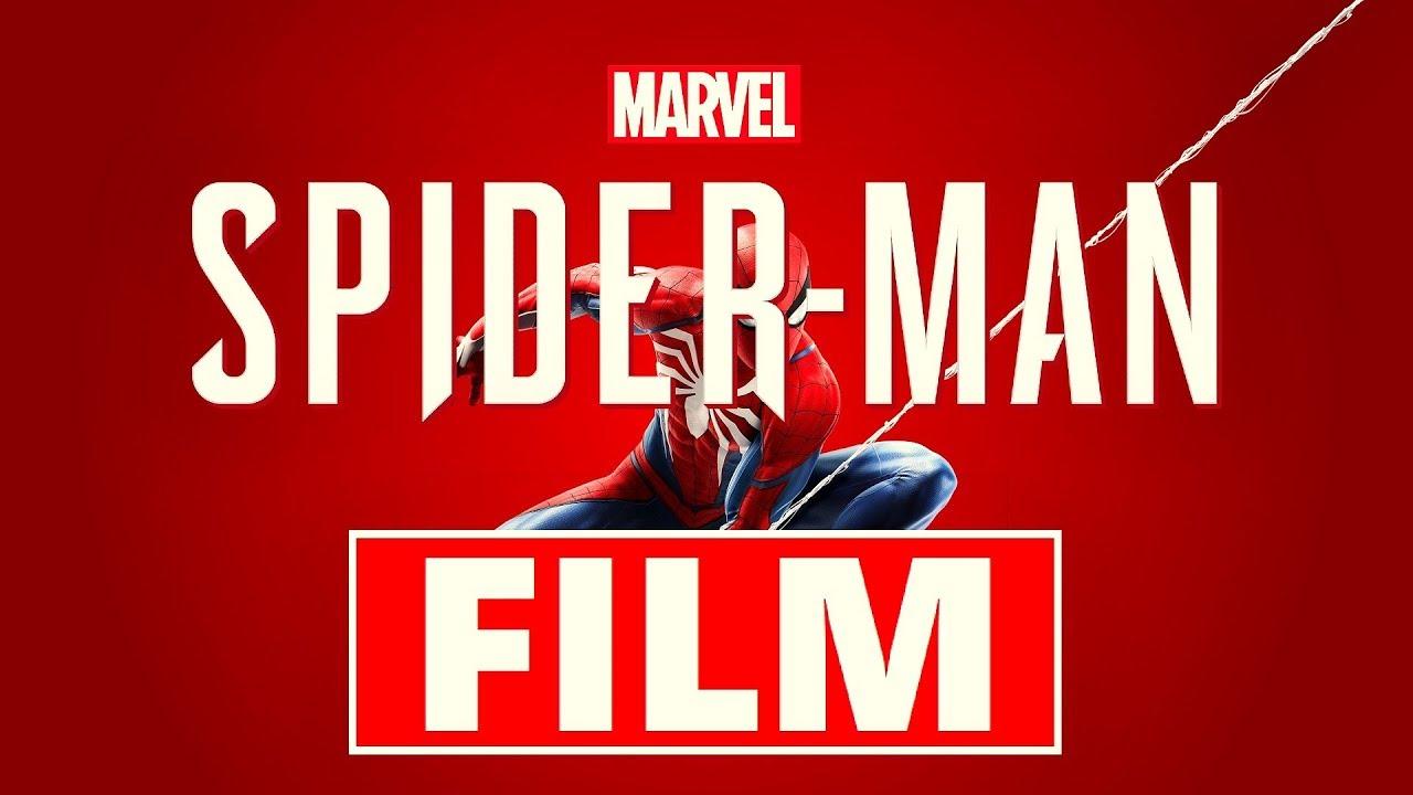 Spider Man Ps4 Il Film Completo In Italiano Youtube