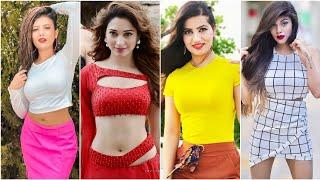 TikTok Hot Girls funny videos |Jannat jubair, Riyaz, Manjul videos
