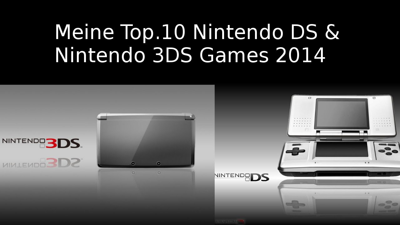 Top 10 Ds Spiele
