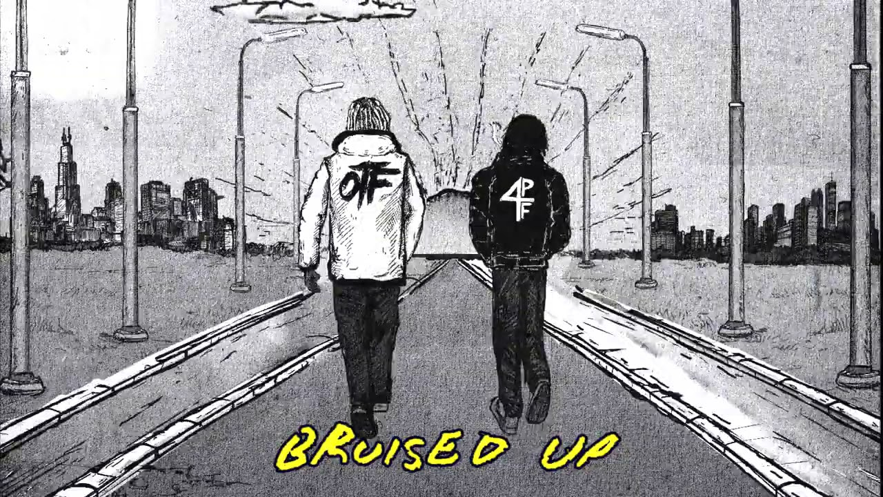 Lil Baby & Lil Durk - Bruised Up (Official Audio)