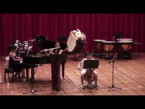 Flute trio : Chinese folk suite