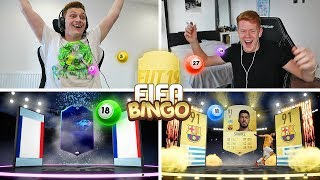 INSANE UCL LIVE FIFA BINGO!!!! HUGE WALKOUT DISCARDED! FIFA 19 Pack Opening
