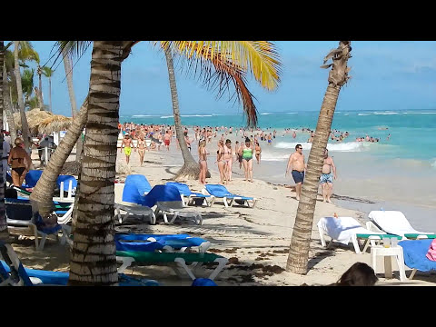 Another Day at the Beach Punta Cana Dominican Republic Vacation 2018