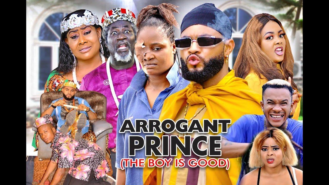 ARROGANT PRINCE SEASON 2 - (New Movie) CHIZZY ALICHI   2020 Latest Nigerian Nollywood Movie