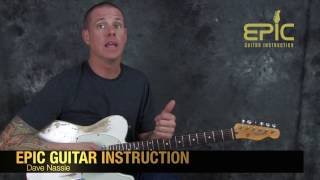 Learn Tom Petty guitar song lesson Running Down A Dream with chords solo rhythms complete song