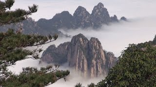 Mont Huang shan Chine ( The Yellow Mountain)