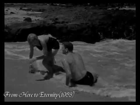 Deborah Kerr, about the famous beach scene