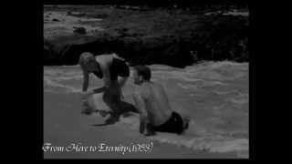 Deborah Kerr, about the famous beach scene Thumbnail