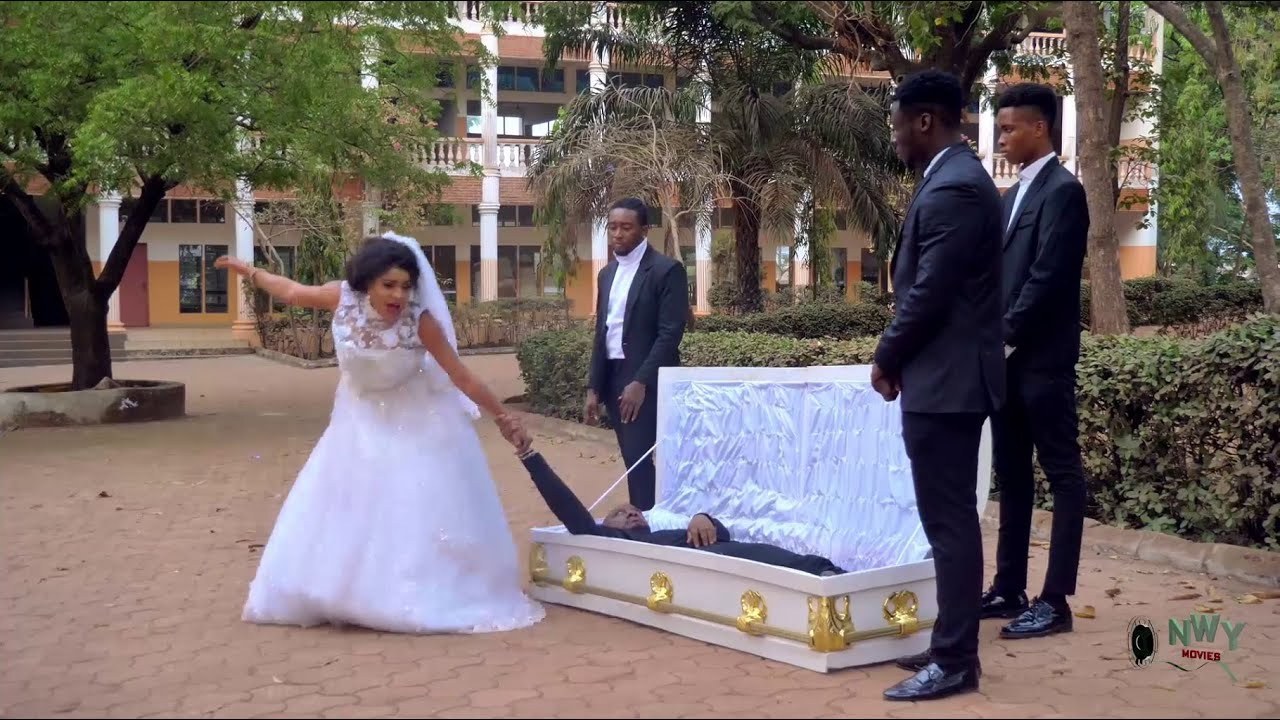 Download I Never Knew My Fiancé Is A Ghost  Until D Wedding Day promo (Yul/Mary Igwe) 2021 Trending Movie