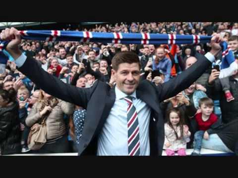 Steven Gerrard Joins Rangers FC On talkSPORT Alan Brazil & Ally McCoist