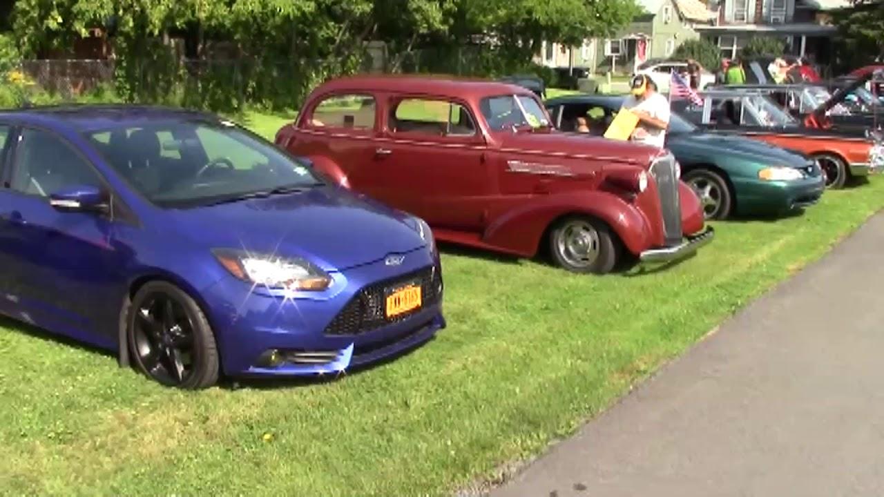 St. Patrick's Car Show  8-20-17