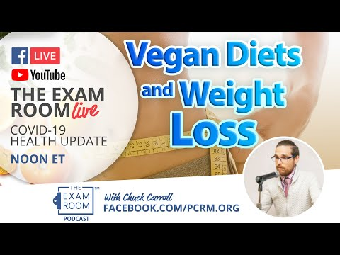 Why a Vegan Diet Can lead to Weight Reduction