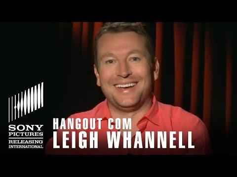 Hangout com Leigh Whannell - Diretor de Sobrenatural: A Origem