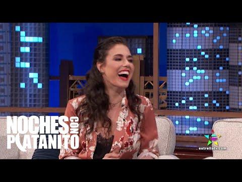 Entrevista Summer Bishil y Jade Tailor  Noches con Platanito