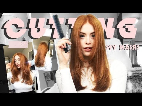 cb39795a764 HOW I CUT AND STYLE MY HAIR! | MsRosieBea - YouTube
