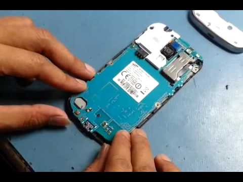 GT S7562 DISASSEMBLE