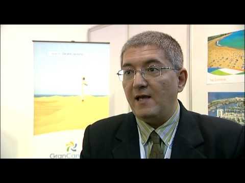 Valentin Gonzalez Garcia, Promotion Dept. Gran Canaria Tourist Board @ WSDE 2010