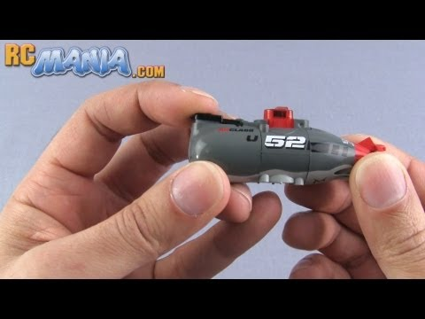 Air Hogs Dive Master tested