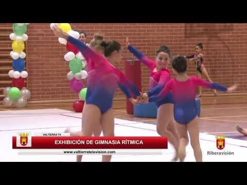 Exhibición De Gimnasia Rítmica (Valtierra 2019)
