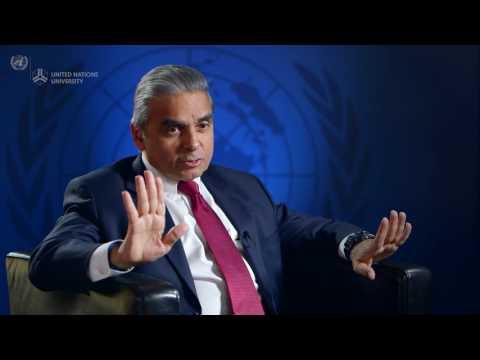 Is the World Heading Towards a Fusion of Civilizations?, a Conversation with Prof. Kishore Mahbubani