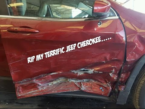 2016 Jeep Cherokee is a Total Loss!!