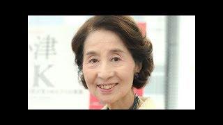 香川京子、故・小津安二郎監督との秘話を語る「人間を描くことの大事さ...