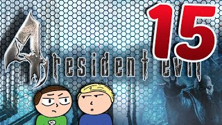 Resident Evil 4 Playthrough - Episode 15 - If only & butts, were fruits & nuts.